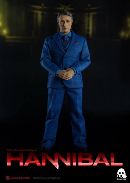 ThreeZero - Dr. Hannibal Lector - Hannibal