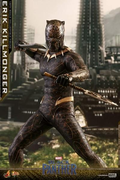 Hot Toys - Erik Killmonger - Black Panther