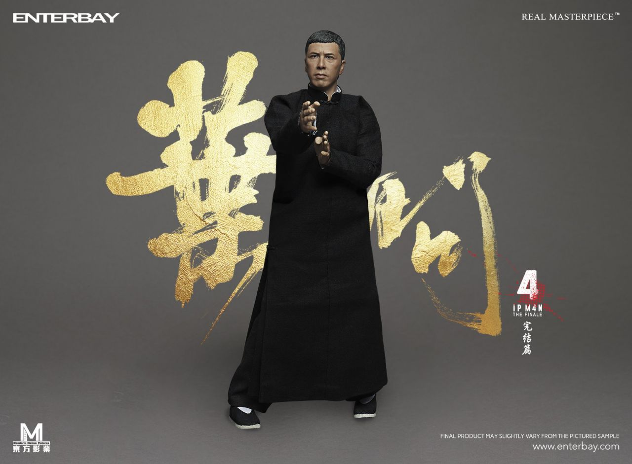 Enterbay - Ip Man - Ip Man 4: The Finale - Real Masterpiece Serie