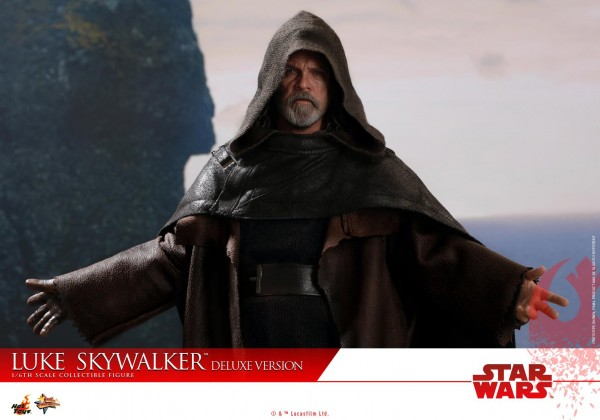 Hot Toys - Luke Skywalker - Star Wars - Episode VIII - The last Jedi - DX Version
