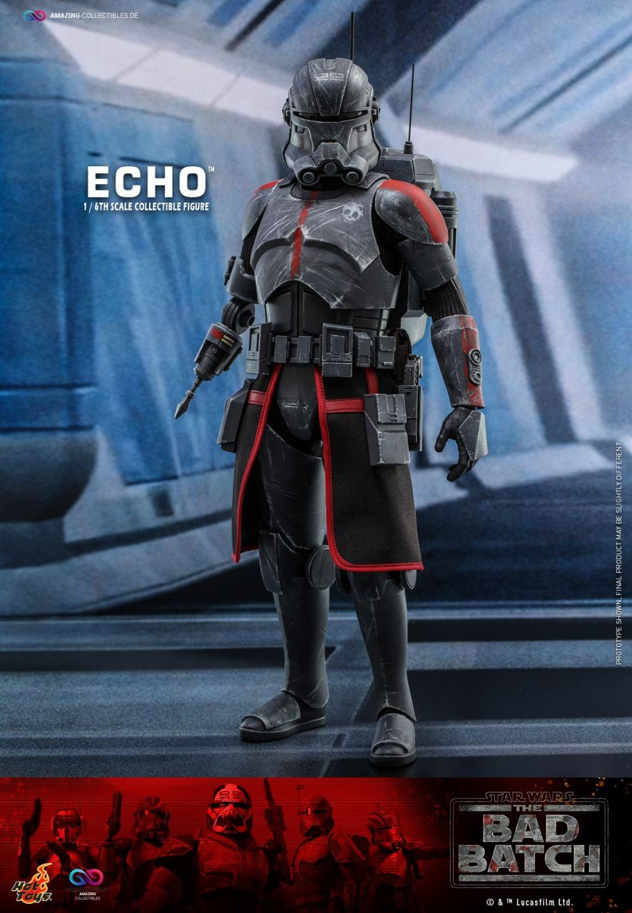 Hot Toys - Echo - TMS042 - Star Wars: The Bad Batch