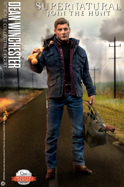 Quantum Mechanix - Dean Winchester - Supernatural