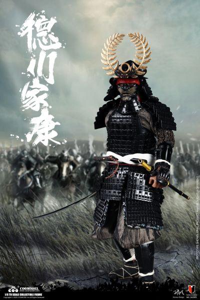 Coomodel - Shogun Tokugawa Ieyasu - Standart Version - Series of Empires