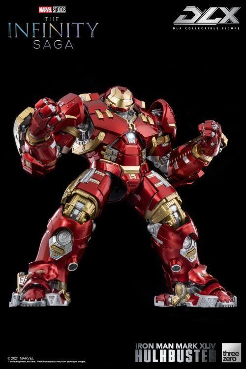ThreeZero - Hulkbuster - Iron Man Mark 44 - DLX Scale - Marvel Infinity Saga