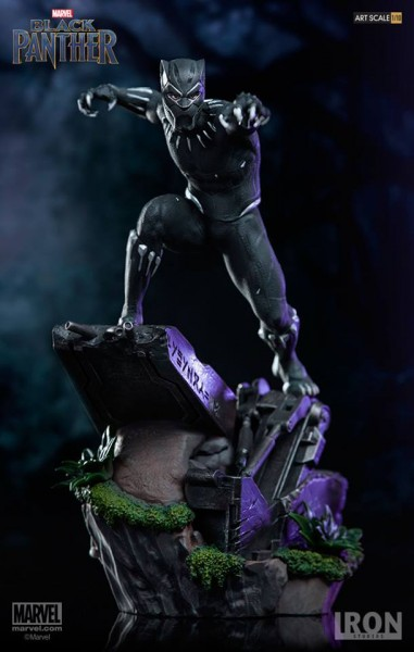 Iron Studios - Black Panther - 1/10 scale statue