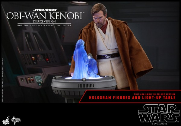 Hot Toys - Obi Wan Kenobi - DX Version - Star Wars - Die Rache der Sith