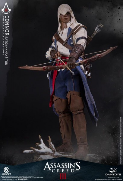 Damtoys - Connor Kenway - Assassins Creed III