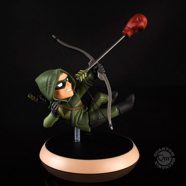 Quantum Mechanix - Green Arrow DC - Q-Fig