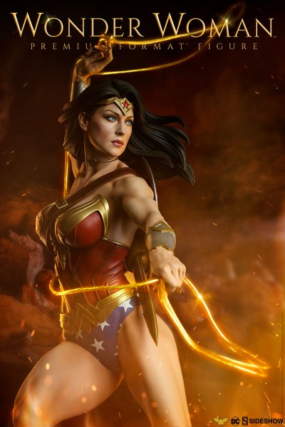 Sideshow - Wonder Woman - DC Comics
