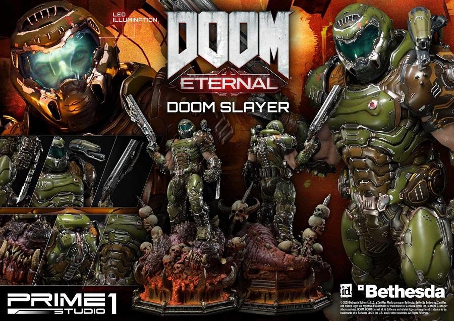 Doom Einstellungen