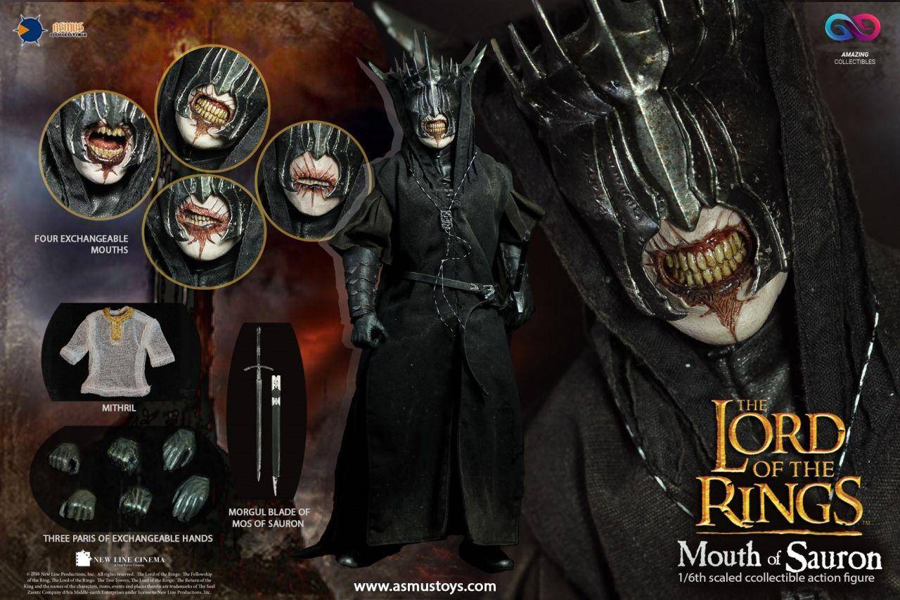 Asmus Toys - Mouth of Sauron (Saurons Mund) - Der Herr der Ringe