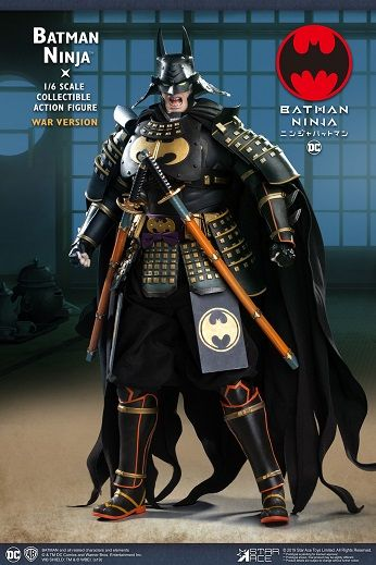 Star Ace - Batman: Ninja - War Version - Batman Ninja