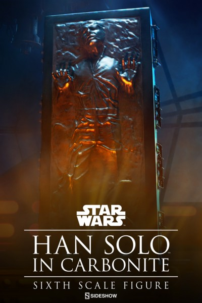 Sideshow - Han Solo Carbonite - Star Wars