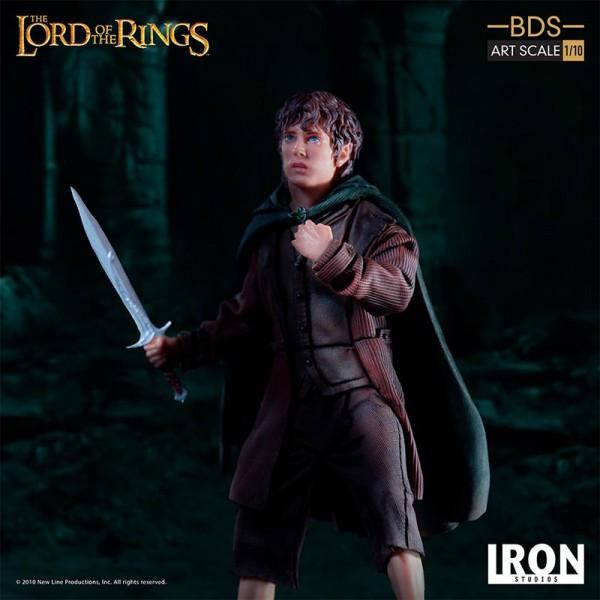Iron Studios - Frodo - Art Scale 1/10 - Der Herr der Ringe