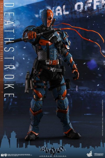 Hot Toys - Deathstroke - Arkham Origins