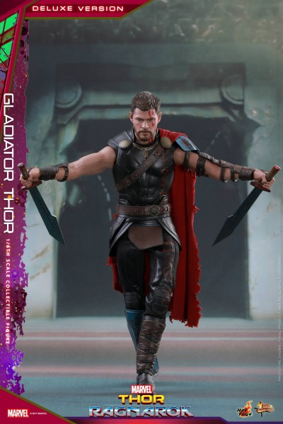Hot Toys - Gladiator Thor - Thor Ragnarok - DX Version