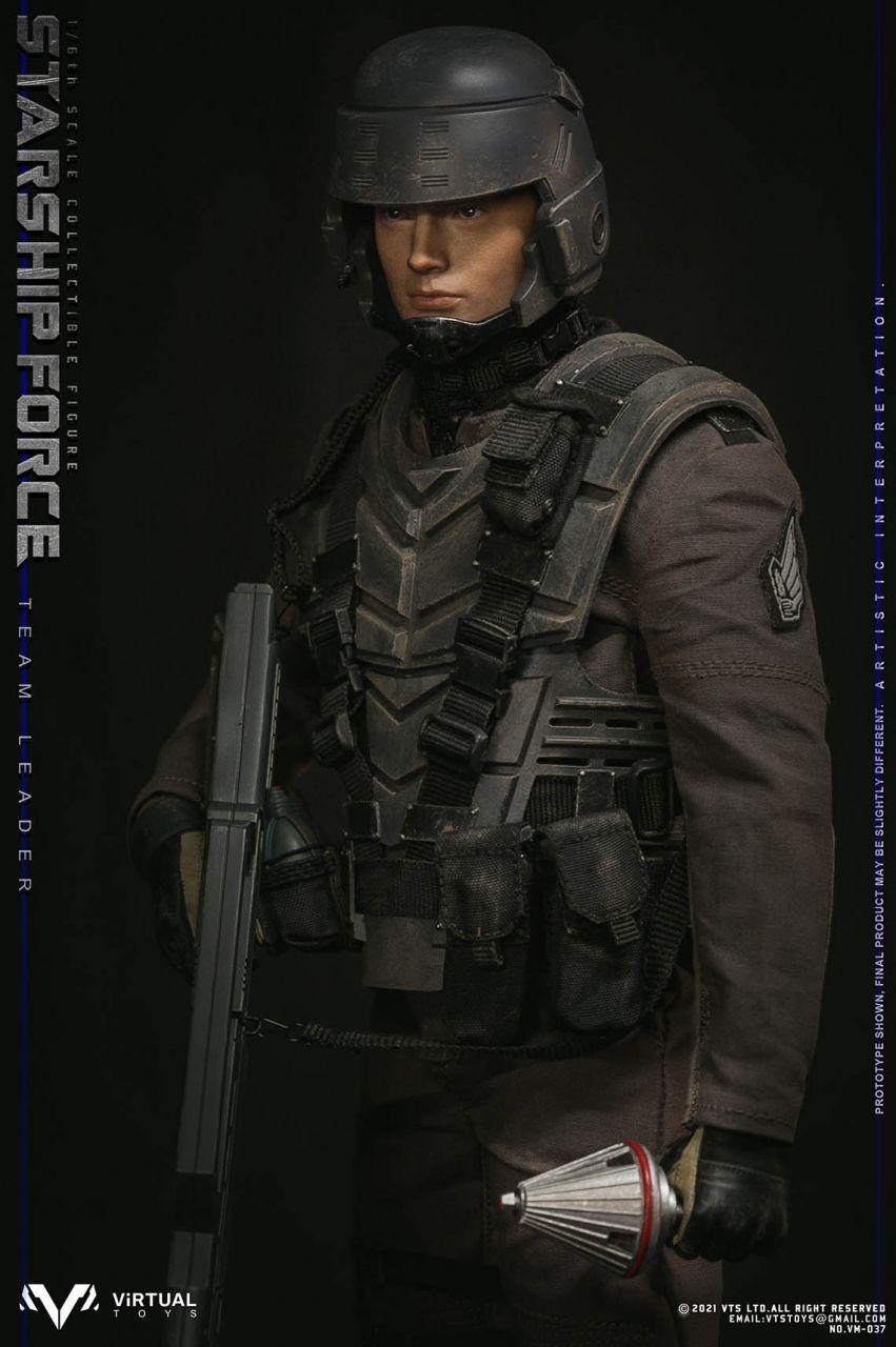 Virtual Toys - Starship Force Team Leader - Standart Version