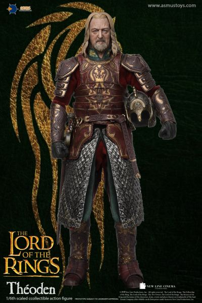 Asmus Toys - König Theoden - Der Herr der Ringe