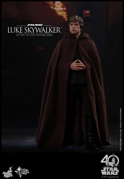 Hot Toys - Luke Skywalker - Star Wars - Die Rückkehr der Jedi Ritter