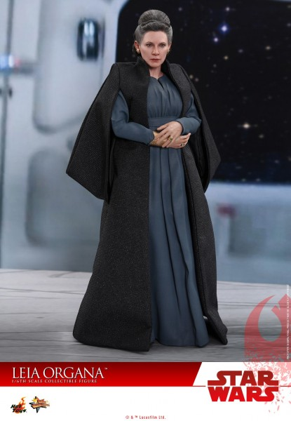 Hot Toys - Leia Organa - Star Wars - Episode VIII - The last Jedi