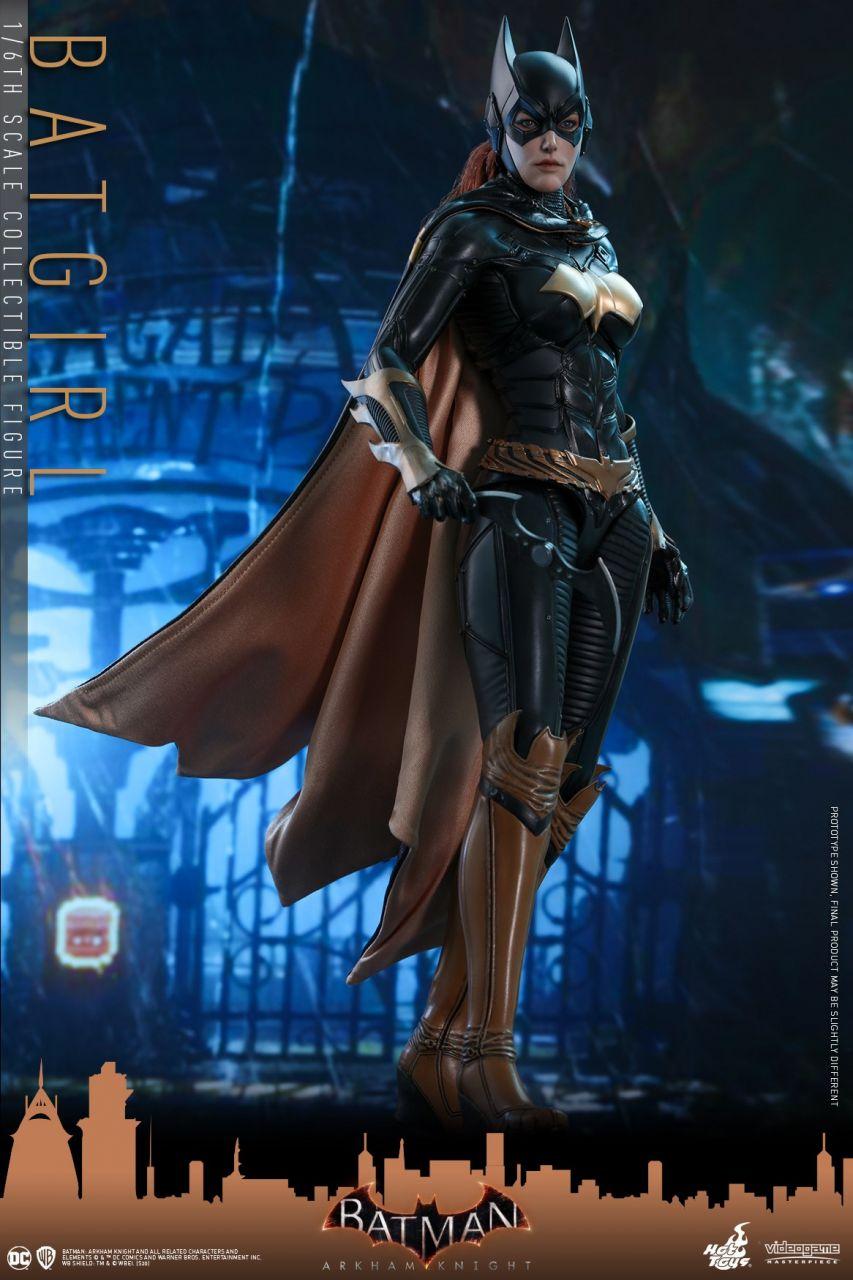 Hot Toys - Batgirl - Batman: Arkham Knight