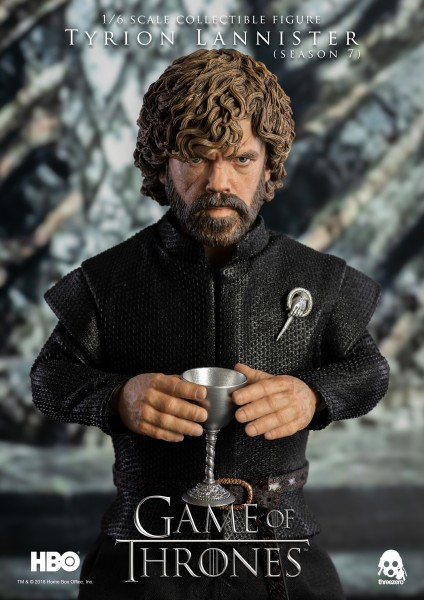ThreeZero - Tyrion Lannister - Season 7 - Normale Version - Game of Thrones