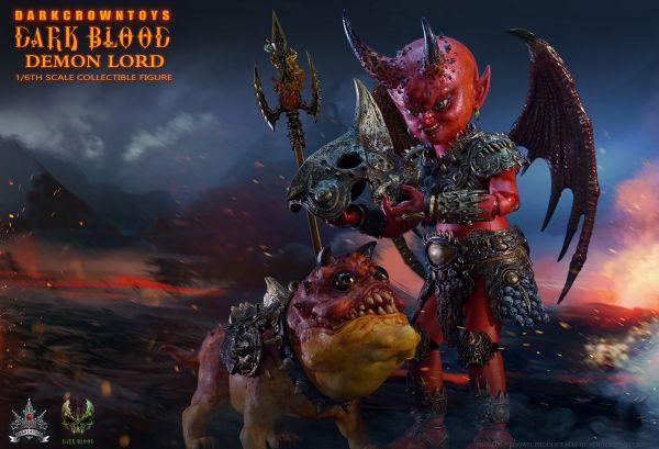 Darkcrowntoys - Demon Lord - Darkblood - Chapter Five