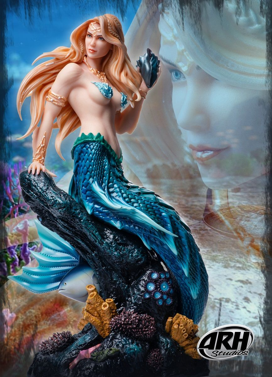 ARH Studios - Sharleze The Mermaid - Human Skin - Exclusive Version 1/4