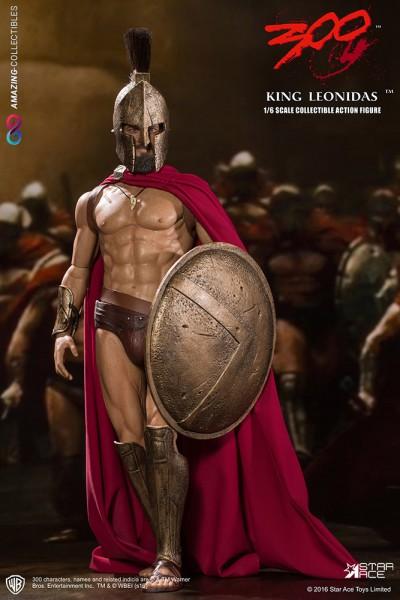Star Ace- King Leonidas- 300
