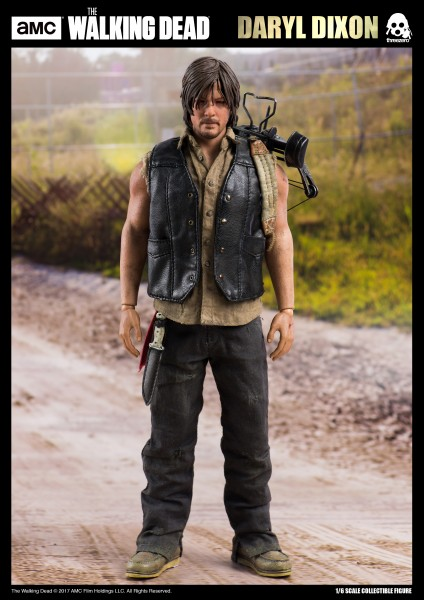 ThreeZero - Daryl Dixon - The Walking Dead