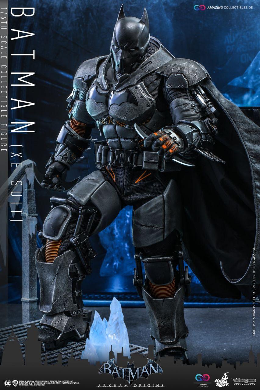 Hot Toys - Batman - XE Suit - VGM52 - Batman Arkham: Origins