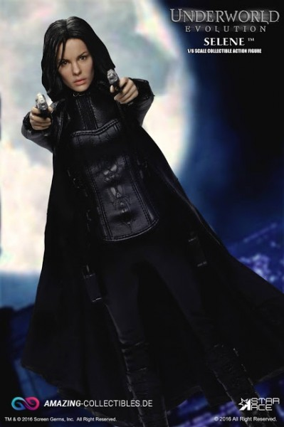 Star Ace - Selene - Underworld Evolution