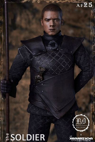 Xensation Collectibles - The Soldier - Grey Worm - Game of Thrones - AF25
