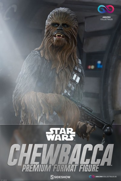 Sideshow - Chewbacca- Premium Format Statue - Star Wars