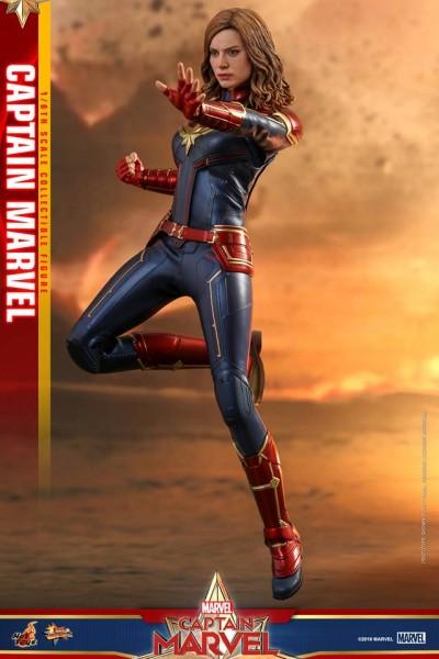 Hot Toys - Captain Marvel - Normale Version - Captain Marvel