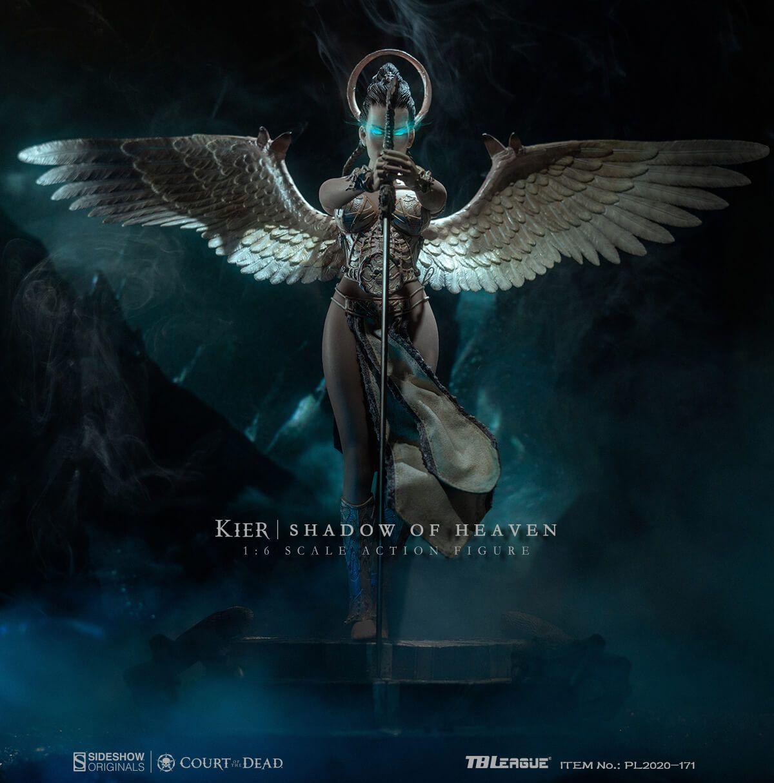 TBLeague - Kier: Shadow of Heaven - Court of the dead - TBleague x Sideshow