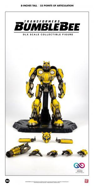 ThreeA - Bumblebee - Transformers - Bumblebee DLX Scale