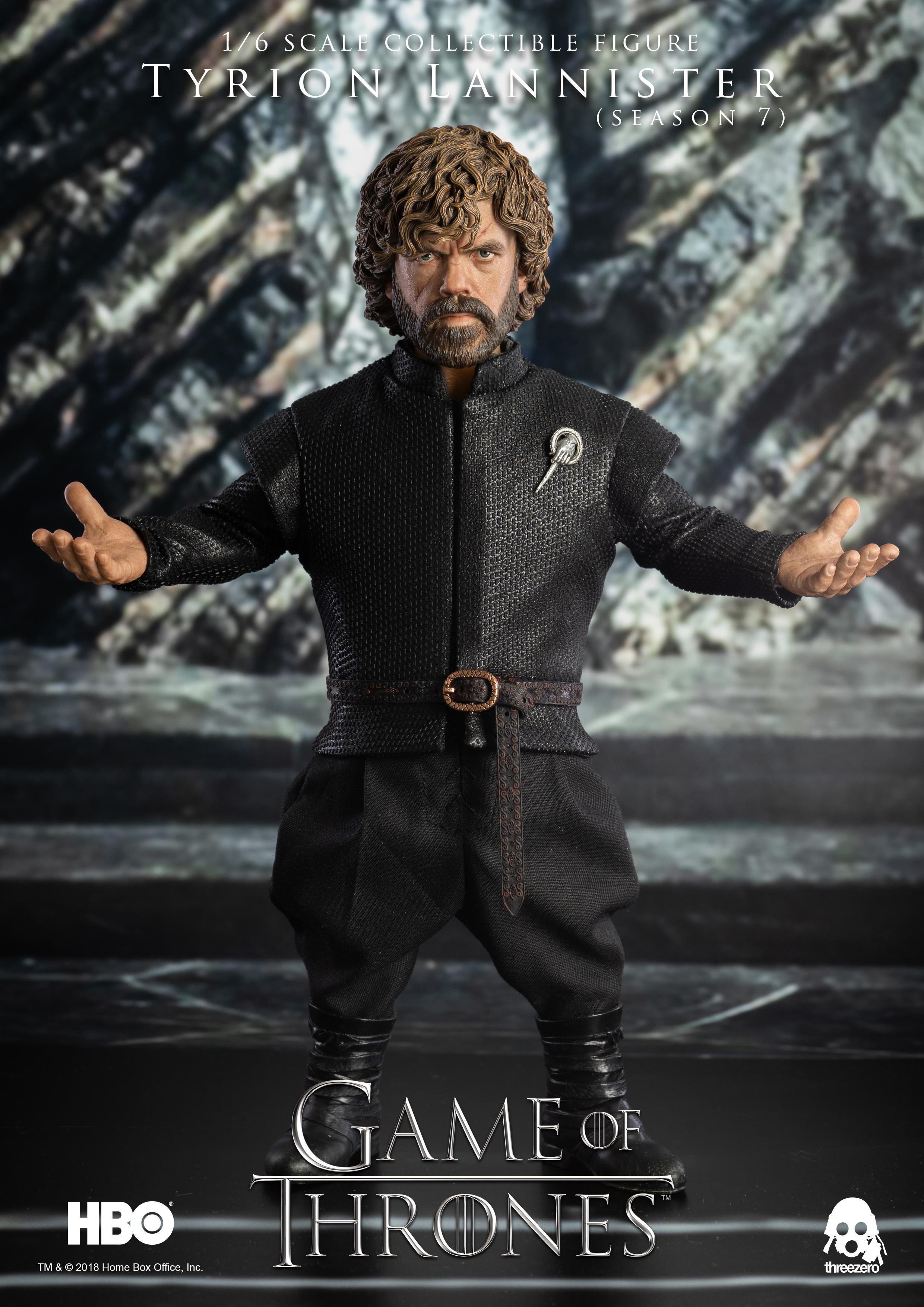 threezero tyrion lannister season 7 deluxe version