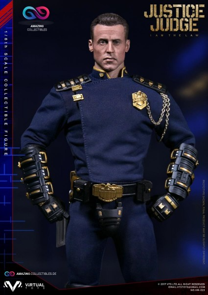 Virtual Toys - Justice Judge - I am the law