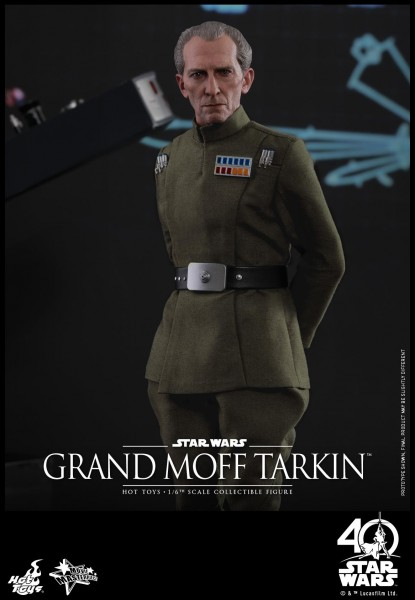 Hot Toys - Grand Moff Tarkin - Star Wars