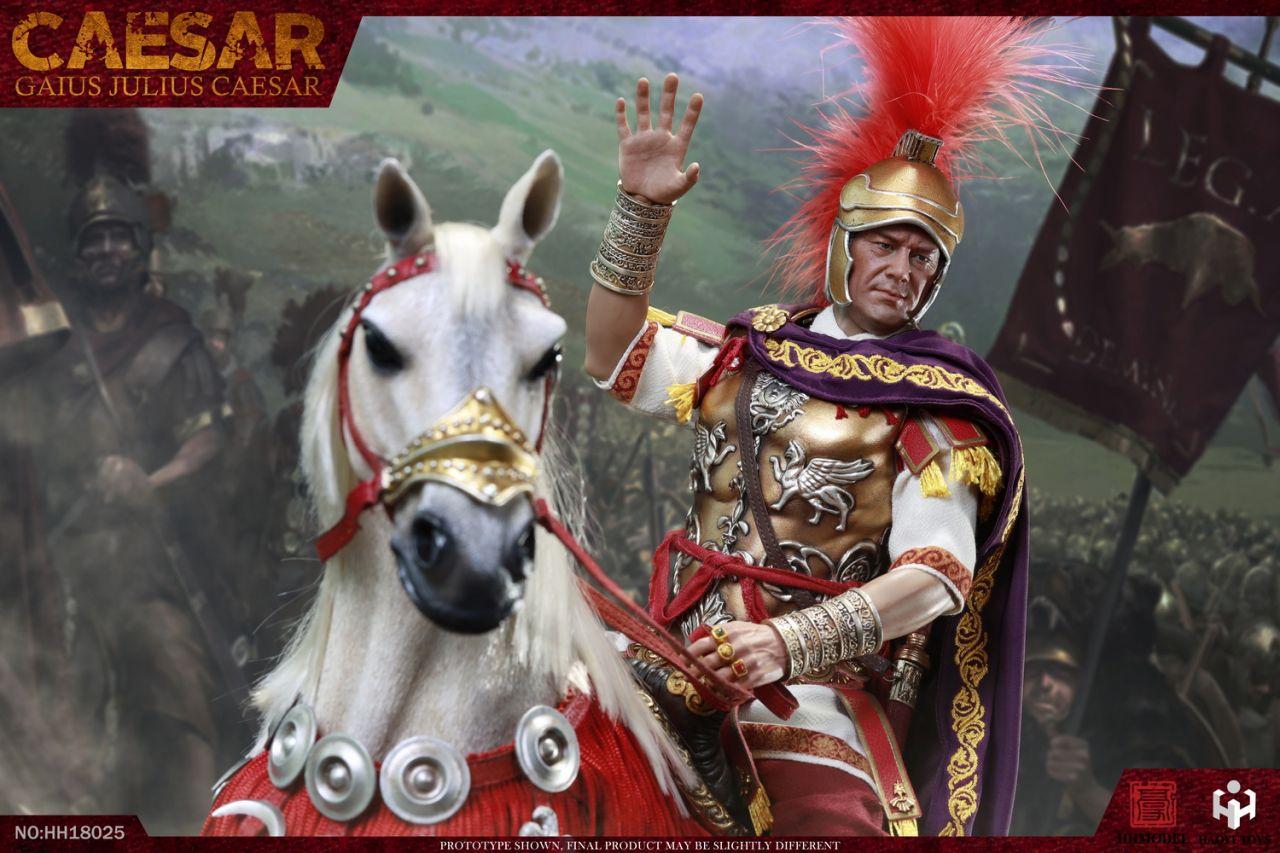 HHmodel x Haoyu Toys - Gaius Julius Caesar - Suit Version - Imperial Army - HH18025