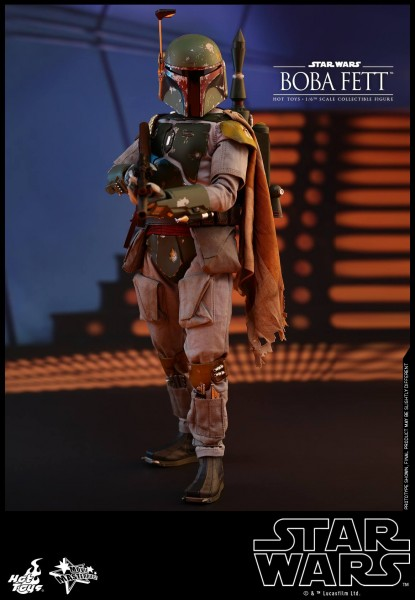 Hot Toys - Boba Fett Normal Version - Star Wars - Das Imperium schlägt zurück