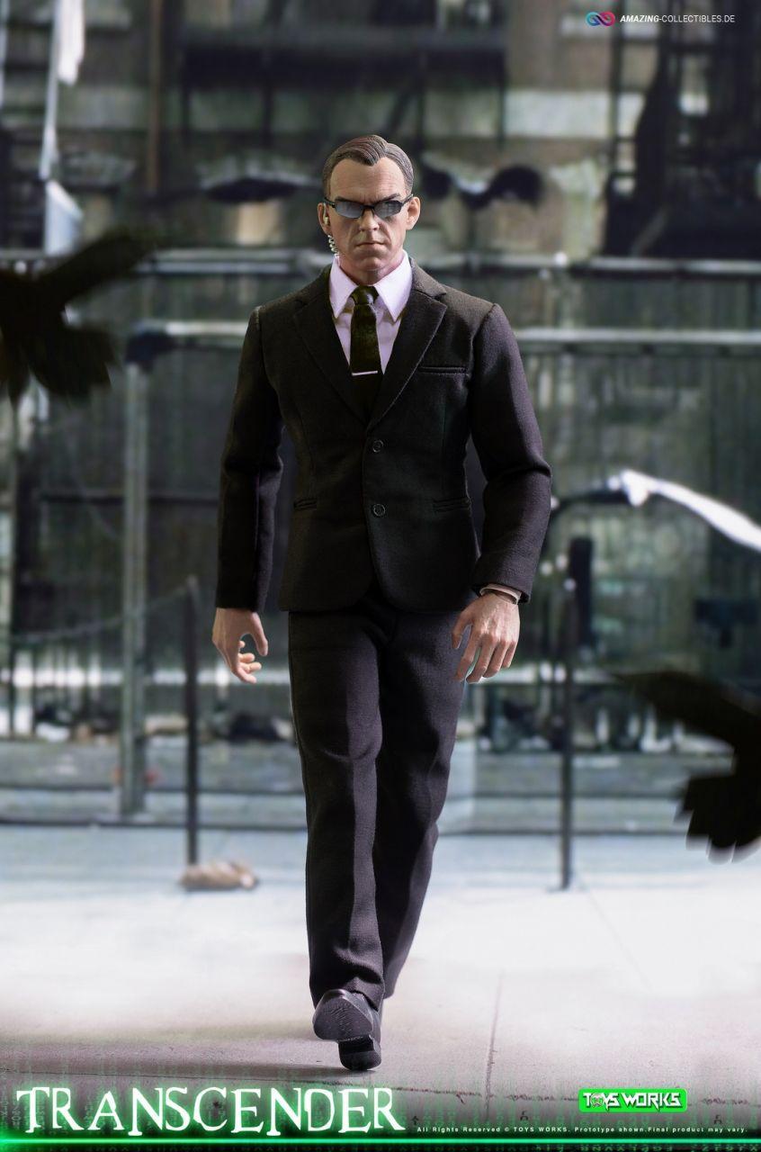 ToysWorks - Transcender - Agent Smith - Matrix - TW010
