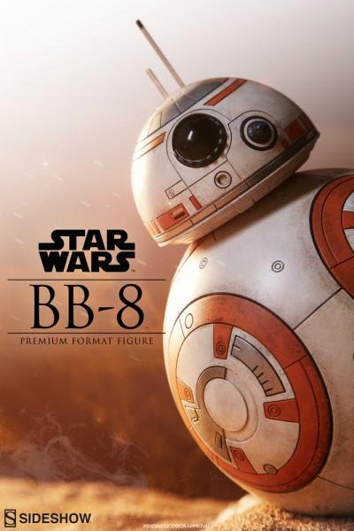 Sideshow - BB-8 - Premium Format Statue - Star Wars