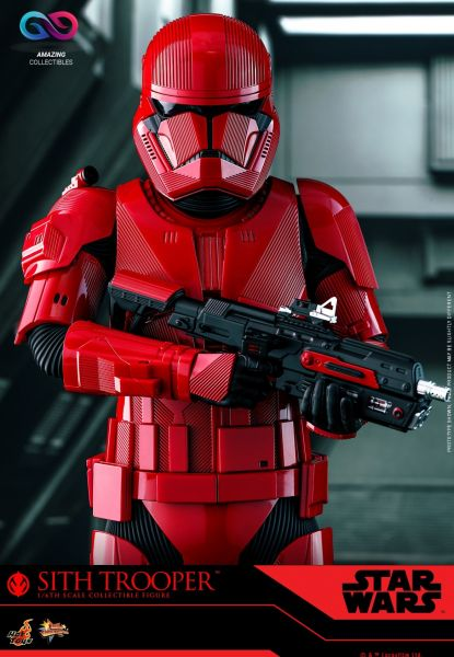 Hot Toys - Sith Trooper - Star Wars - Episode IX - Rise of Skywalker