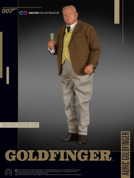 Big Chief Studios - Auric Goldfinger - James Bond Goldfinger