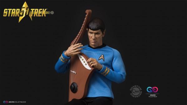 Quantum Mechanix - Mr. Spock - Star Trek