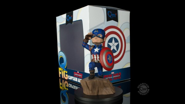 Quantum Mechanix - Captain America Civil War - Q-Fig