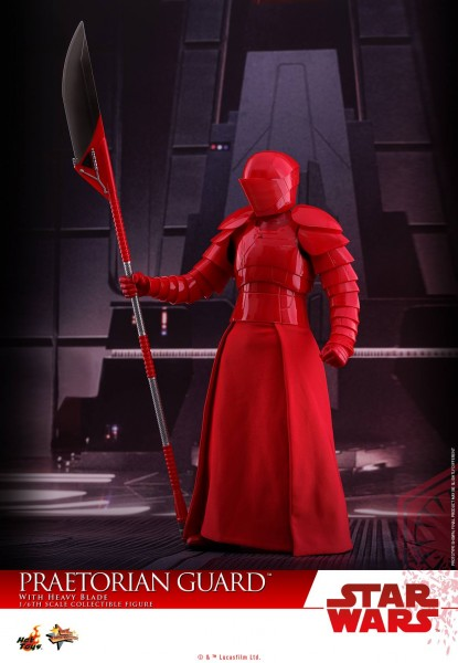 Hot Toys - Praetorian Guard Heavy Blade - Star Wars - Episode VIII - The Last Jedi