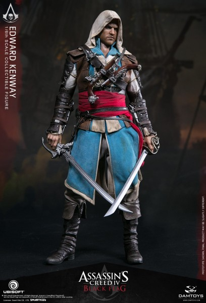 Damtoys - Edward Kenway - Assassins Creed IV - Black Flag